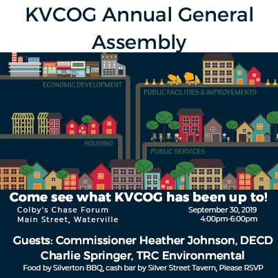 General Assembly Notice 2019