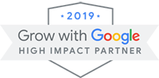 Grow with Google Partner Reward Badge